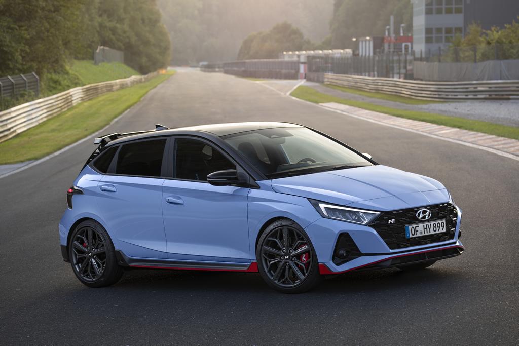 2021 Yeni Hyundai i20 N Ne Zaman?