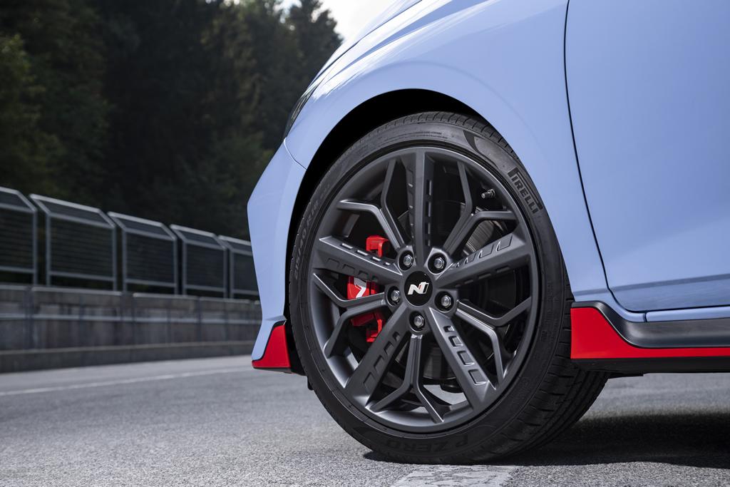 Yeni Hyundai i20 N Özellikleri
