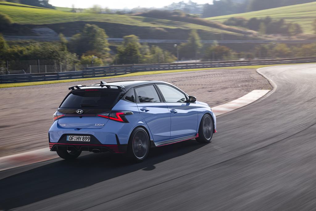 2021 Yeni Hyundai i20 N 0-100 km/s