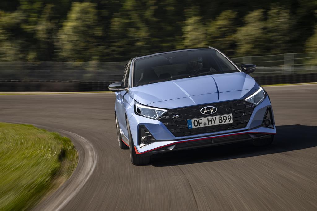 2021 Yeni Hyundai i20 N Rakipleri