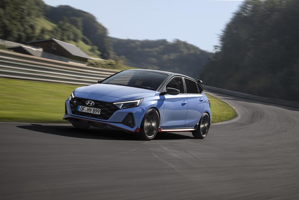 2021 Yeni Hyundai i20 N Ne Zaman Çıkacak?