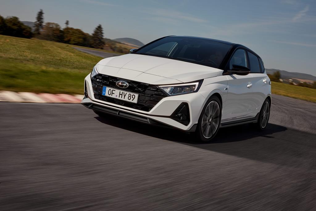 2021 Yeni Kasa Hyundai i20 Benzinli