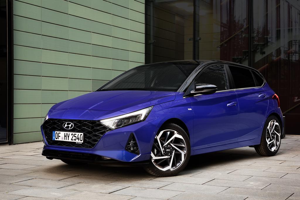 2021 Yeni Kasa Hyundai i20 1.0 T-GDI