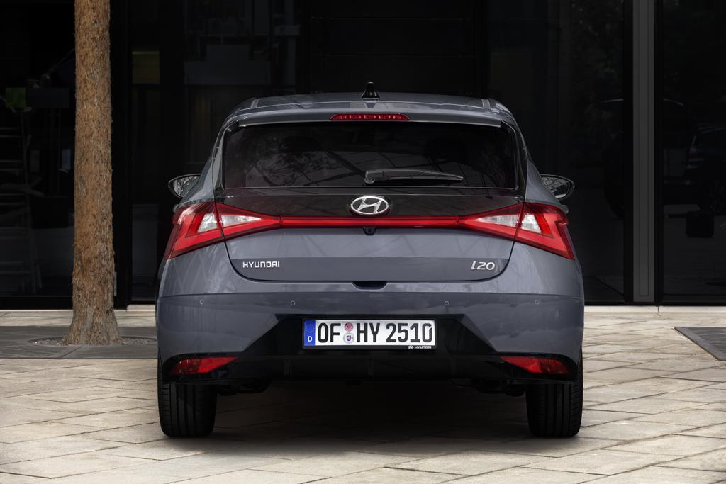 2021 Yeni Kasa Hyundai i20