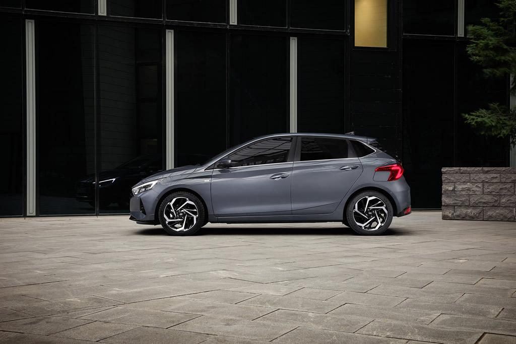 2021 Yeni Kasa Hyundai i20 MK3 Teknik Özellikleri