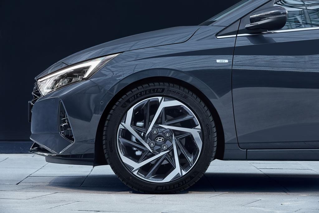 2021 Yeni Kasa Hyundai i20 MK3 Fotoğrafları
