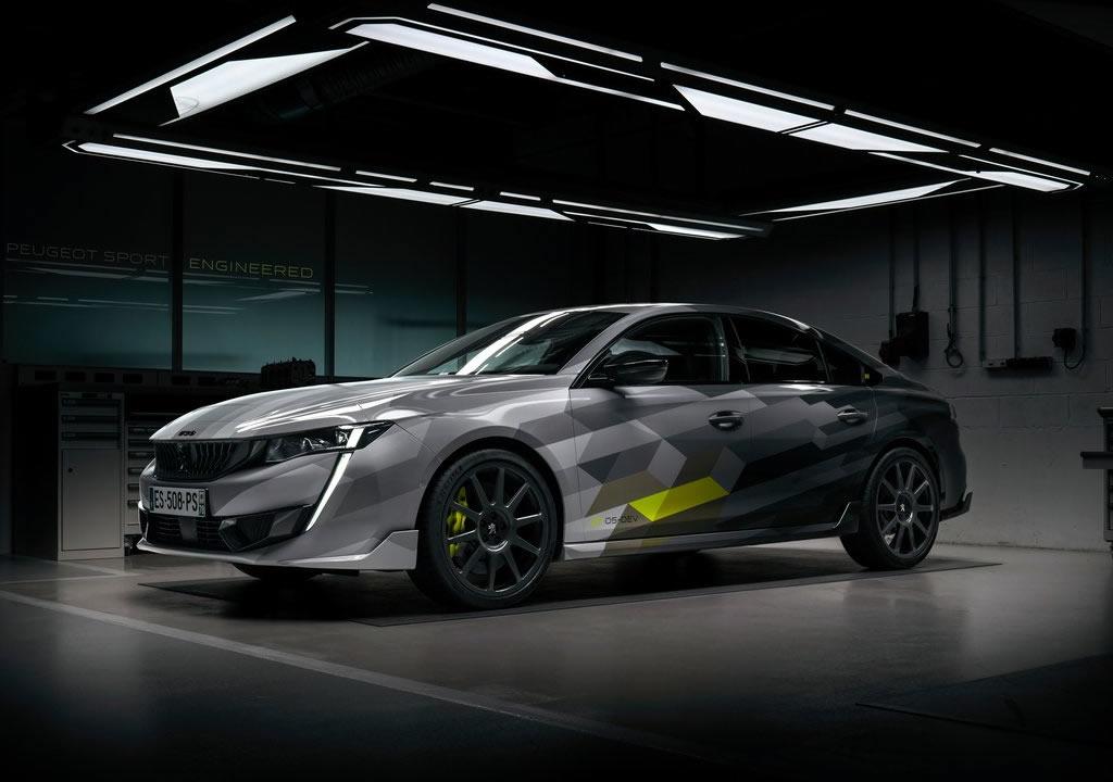 2021 Yeni Peugeot 508 PSE Teknik Özellikleri