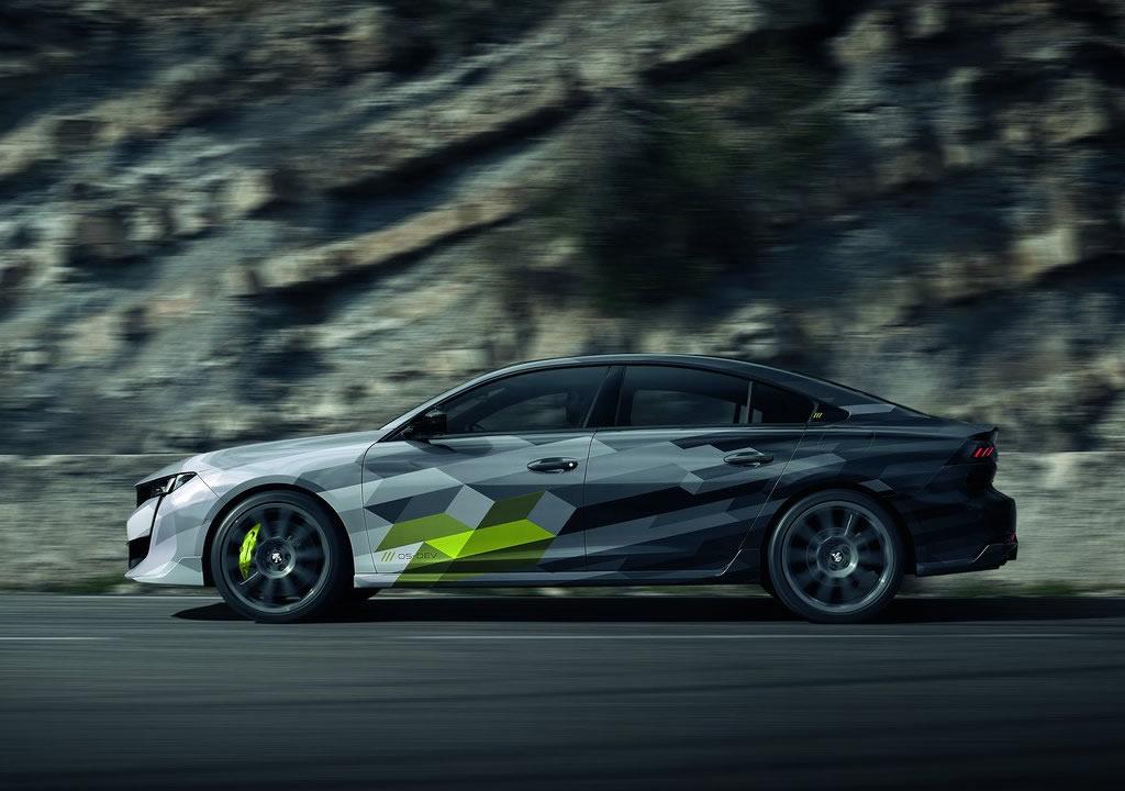 2021 Yeni Peugeot 508 PSE