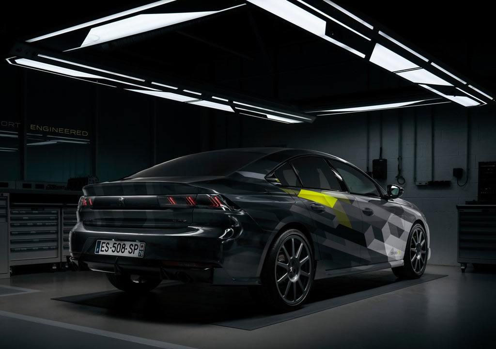 2021 Yeni Peugeot 508 PSE Fotoğrafları