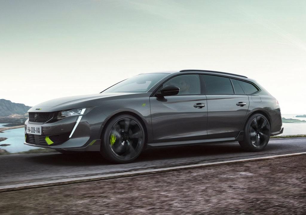 2021 Yeni Peugeot 508 SW PSE Teknik Özellikleri