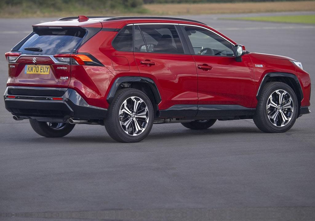 2021 Yeni Suzuki Across Ne Zaman Çıkacak?