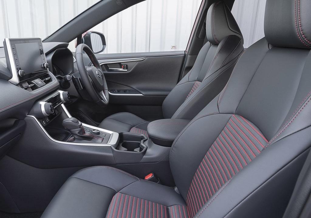 2021 Yeni Suzuki Across İçi