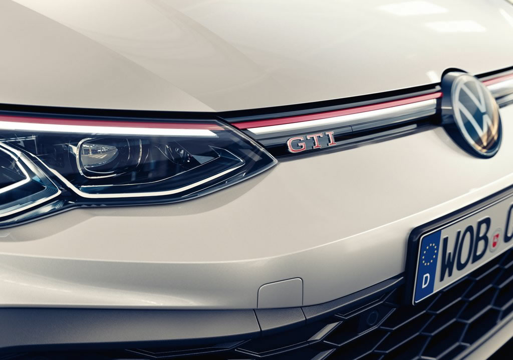 2021 Yeni Volkswagen Golf 8 GTI Clubsport Kaç B