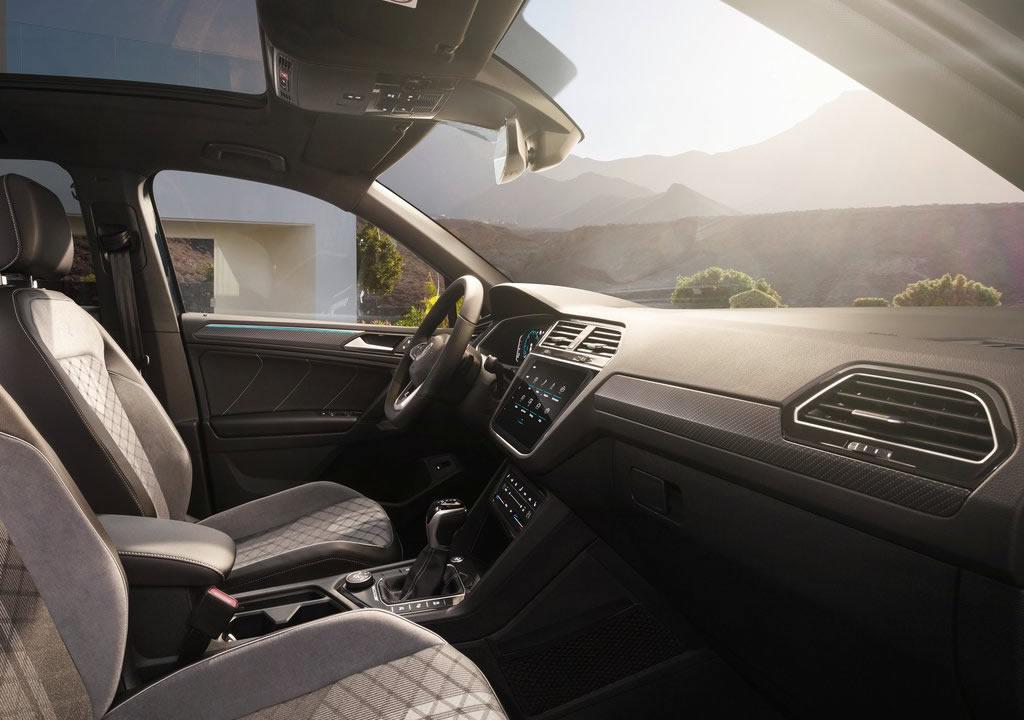 Makyajlı 2021 Yeni Volkswagen Tiguan