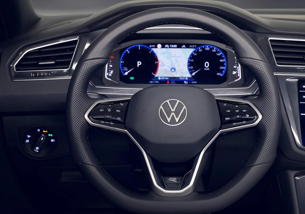 Makyajlı 2021 Yeni Volkswagen Tiguan Dizel