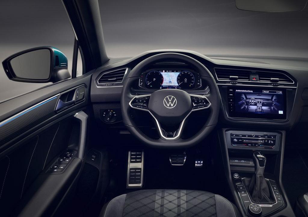 Makyajlı 2021 Yeni Volkswagen Tiguan Benzinli