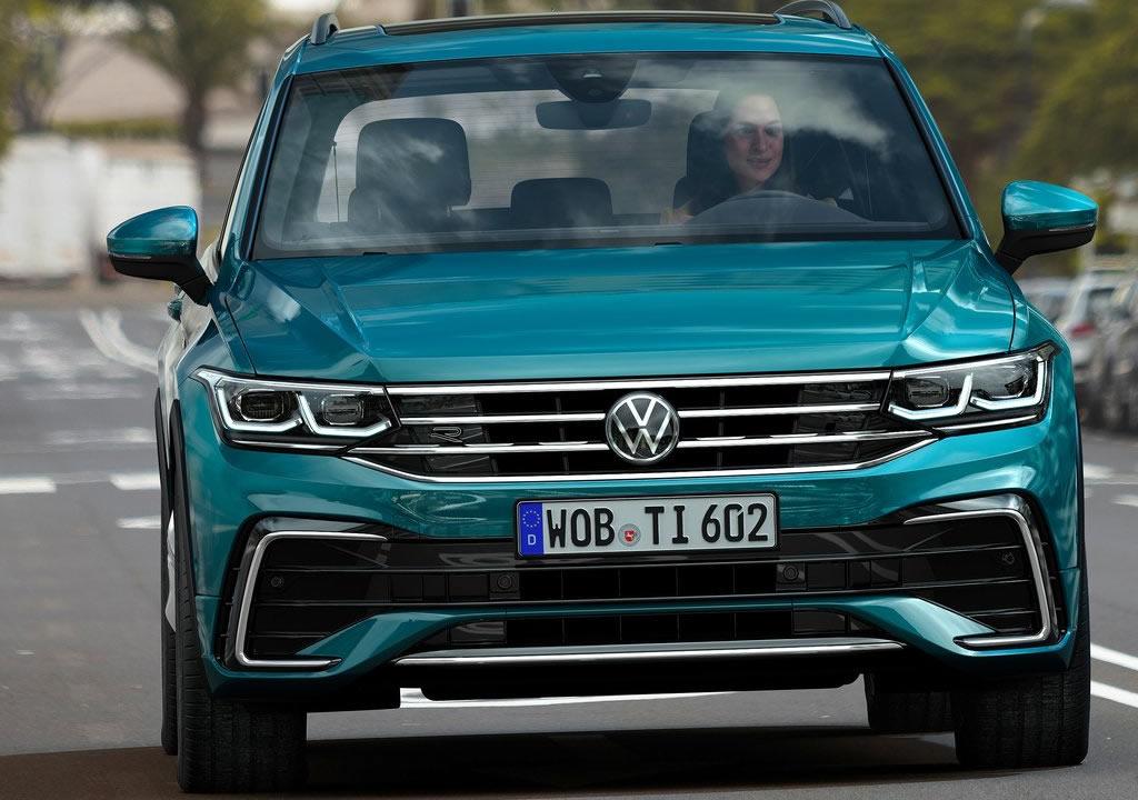 Makyajlı 2021 Yeni VW Tiguan Teknik Özellikleri