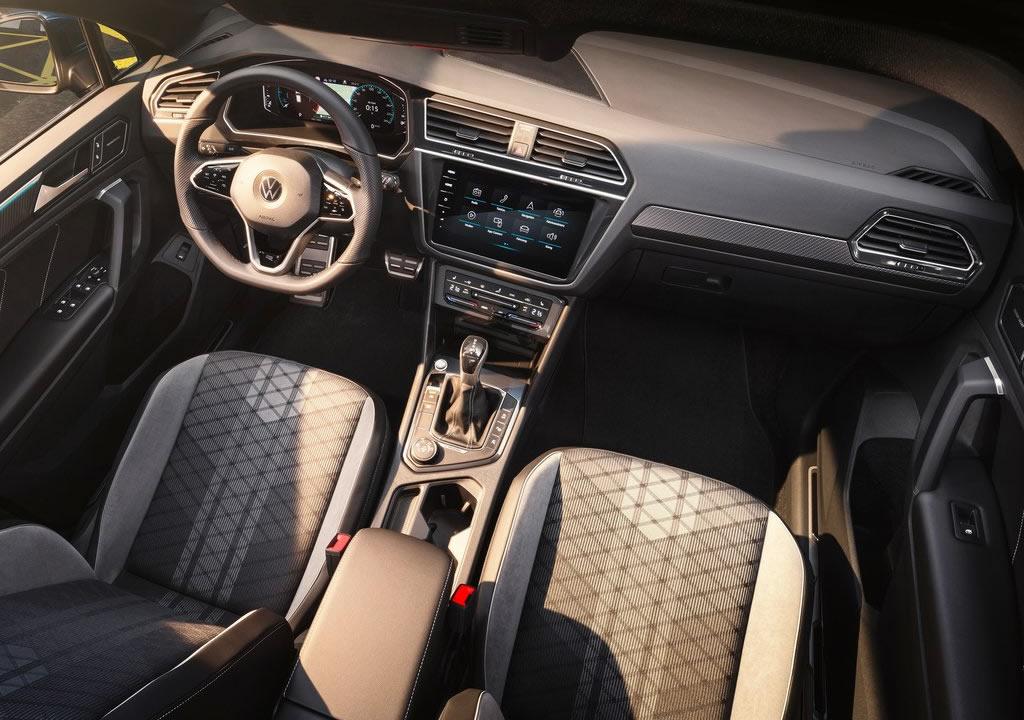 Makyajlı 2021 Yeni VW Tiguan Fotoğrafları