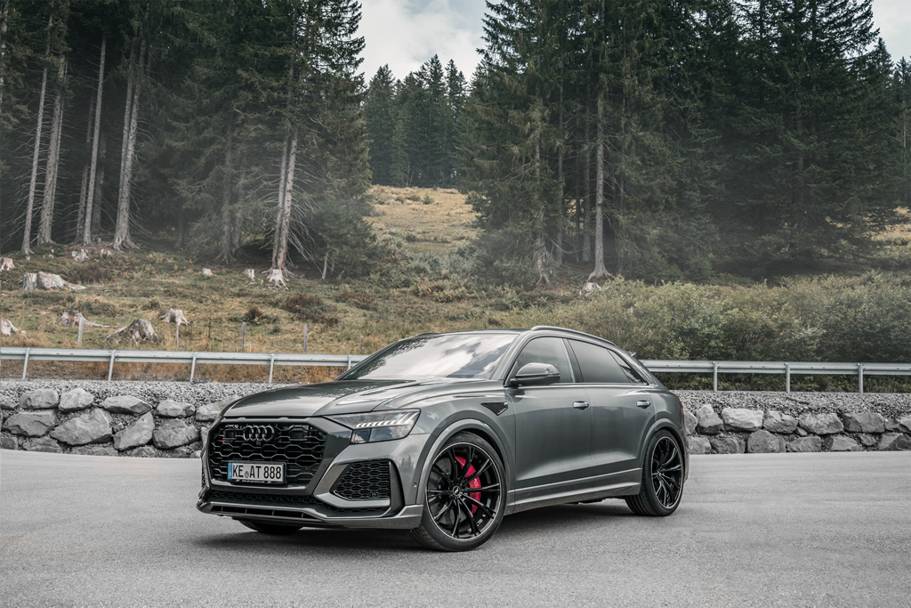 ABT Tuning 2020 Audi RS Q8 Modifiye