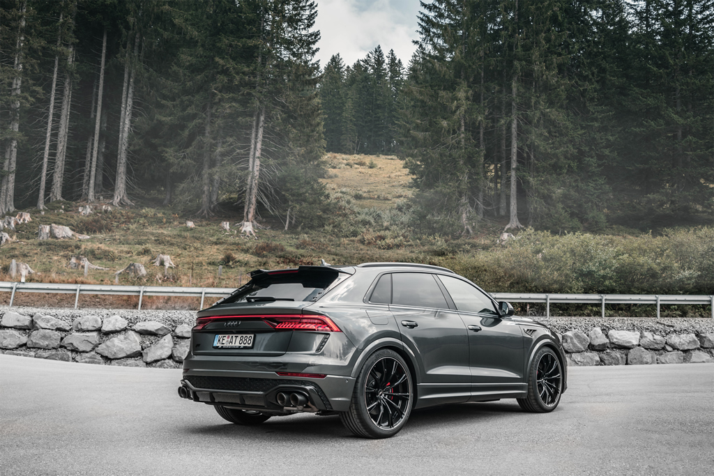 ABT Tuning 2020 Audi RS Q8