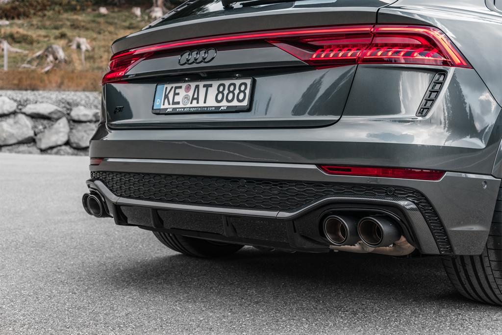 ABT 2020 Audi RS Q8 Fotoğrafları