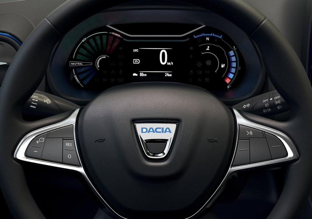 2022 Yeni Dacia Spring Teknik Verileri