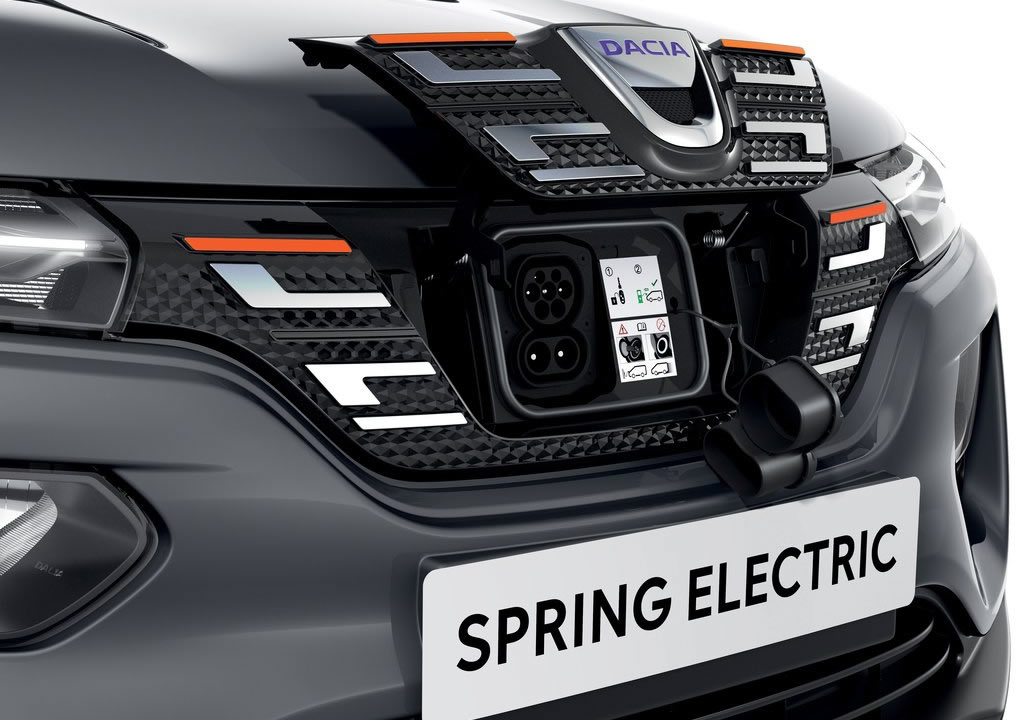 2022 Yeni Dacia Spring Şarj Süresi