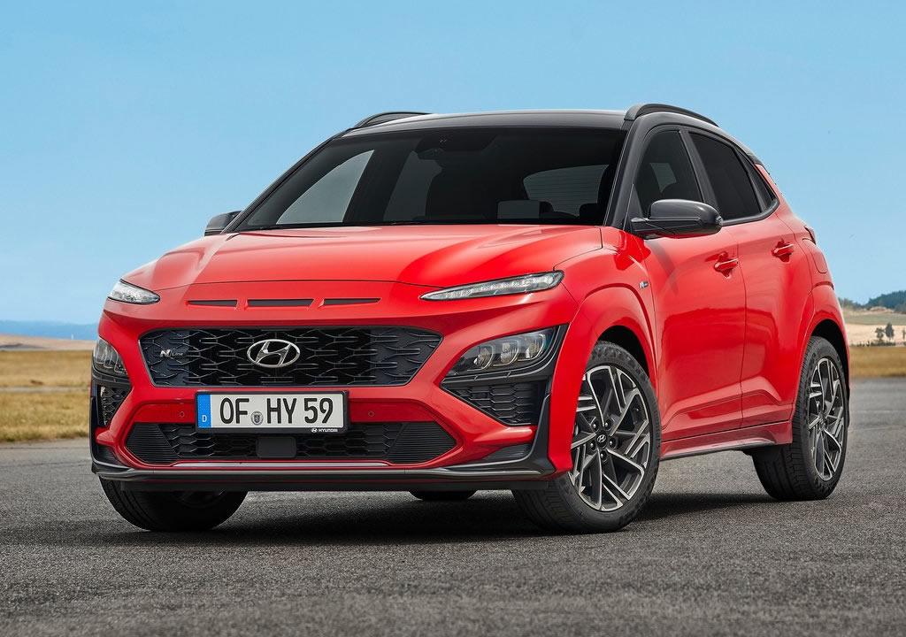 Makyajlı 2021 Hyundai Kona Özellikleri