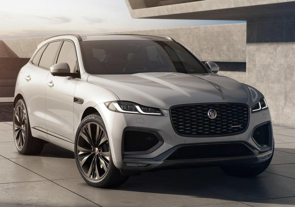 Makyajlı 2021 Jaguar F-Pace Özellikleri
