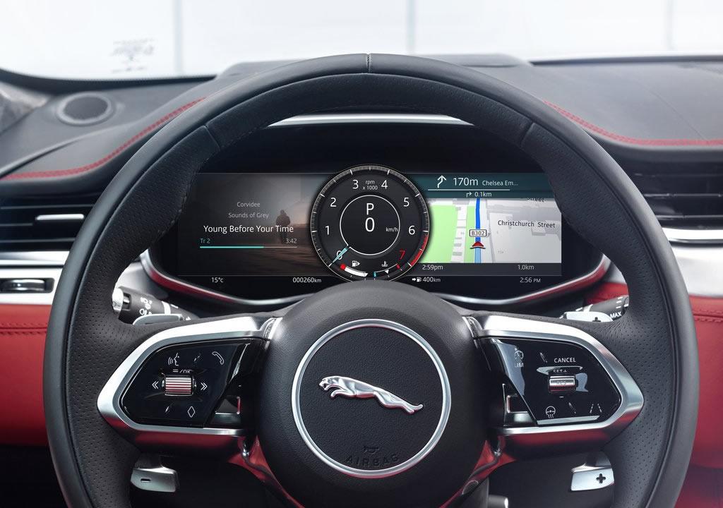 Makyajlı 2021 Jaguar F-Pace Ne Zaman Çıkacak?
