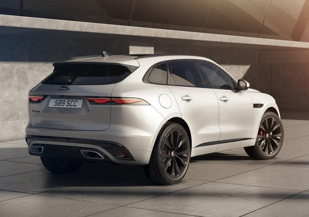 Makyajlı 2021 Jaguar F-Pace Teknik Özellikleri