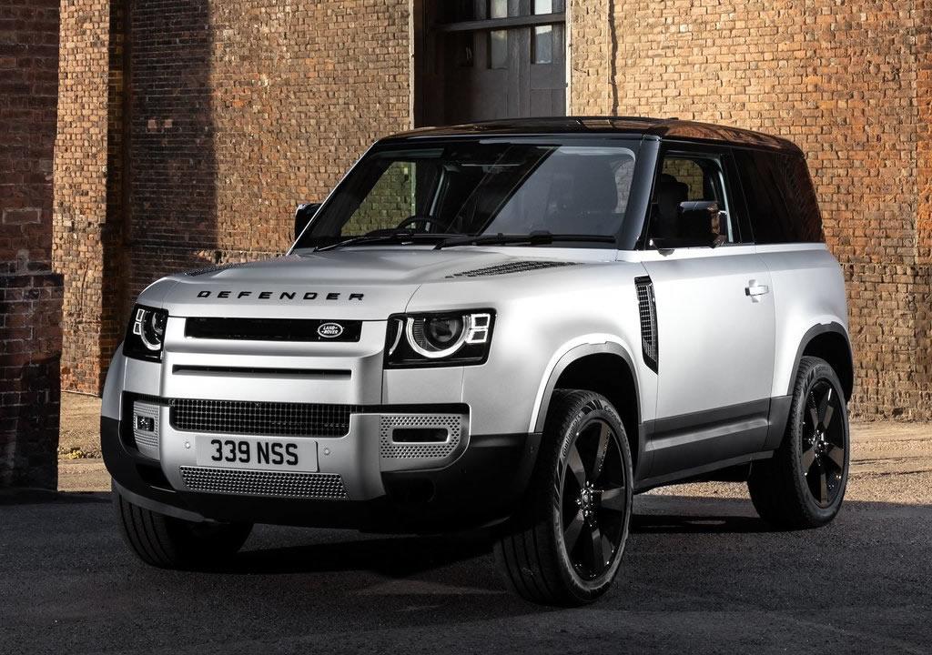 Makyajlı 2021 Land Rover Defender 90 Özellikleri