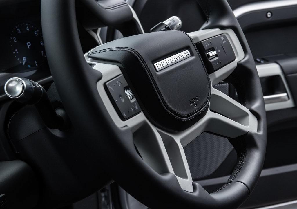 2021 Land Rover Defender 90 Özellikleri