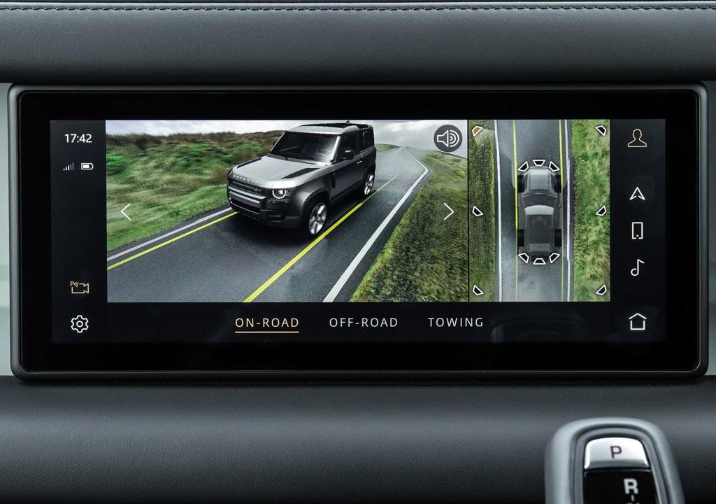 2021 Land Rover Defender 90 0-100 km/s
