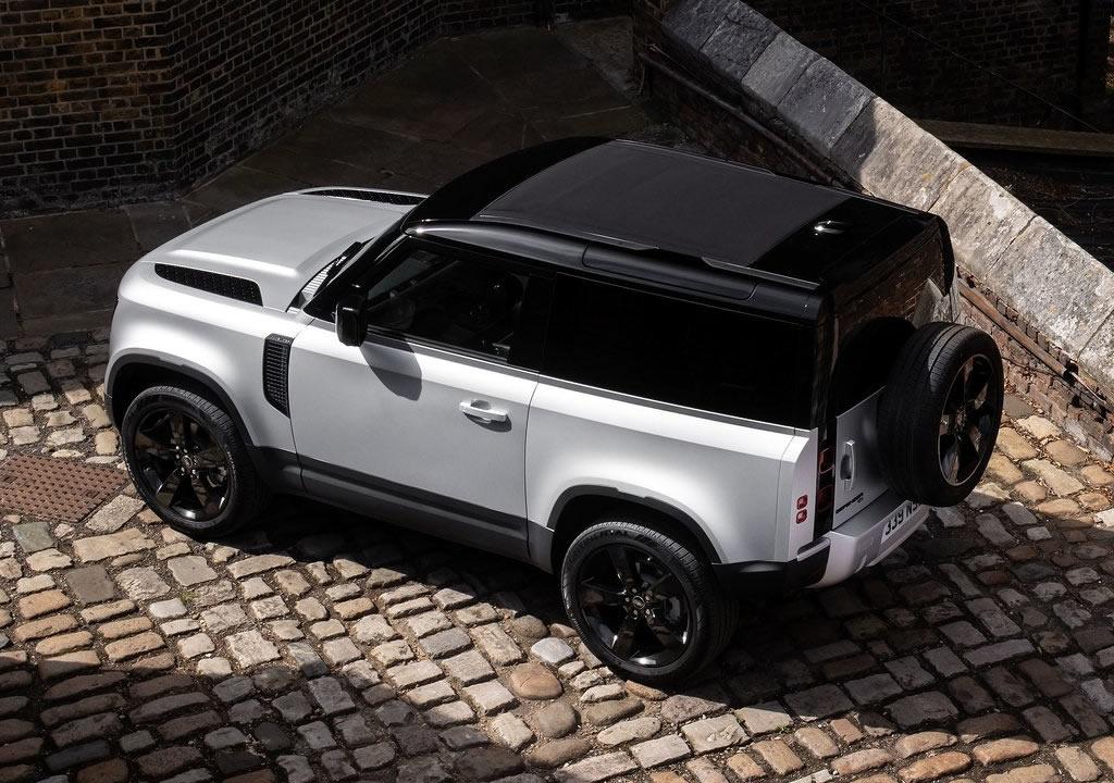 Makyajlı 2021 Land Rover Defender 90 Teknik Özellikleri