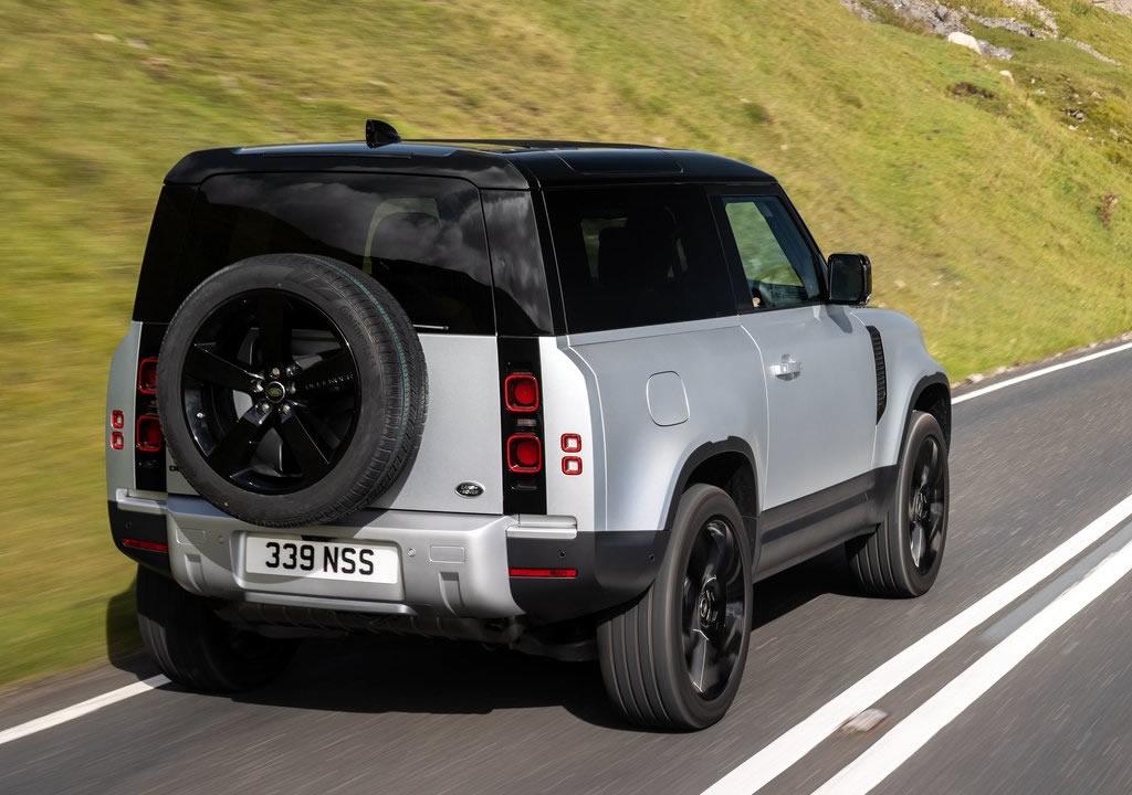 2021 Land Rover Defender 90 Türkiye