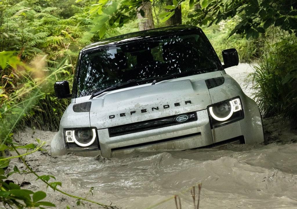 2021 Land Rover Defender 90 Teknik Verileri