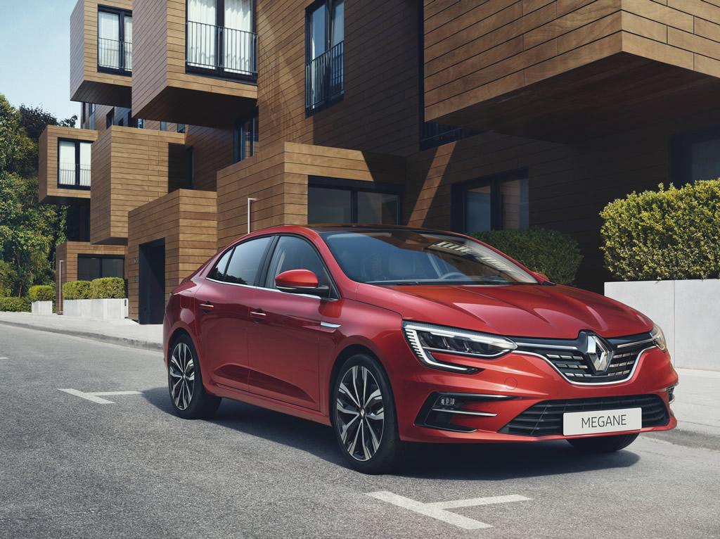 Makyajlı 2021 Renault Megane Sedan Özellikleri