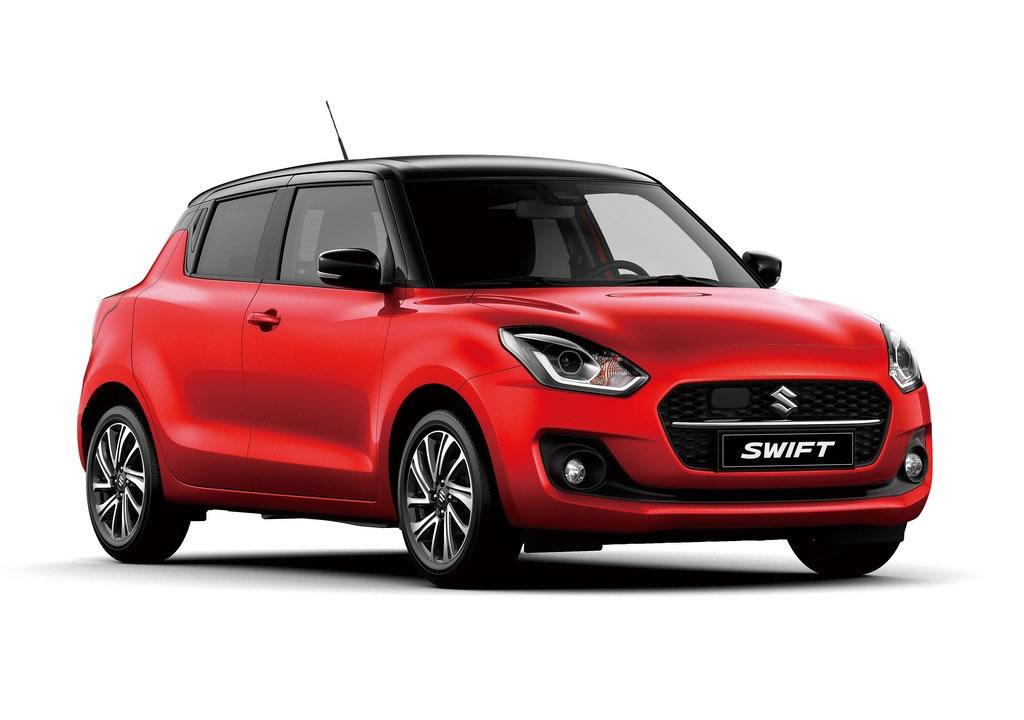 Makyajlı 2021 Suzuki Swift Donanımları