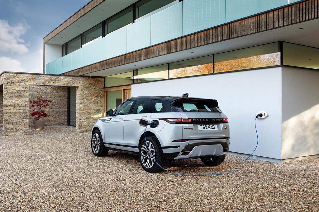 Yeni Range Rover Evoque PHEV 300 Teknik Özellikleri