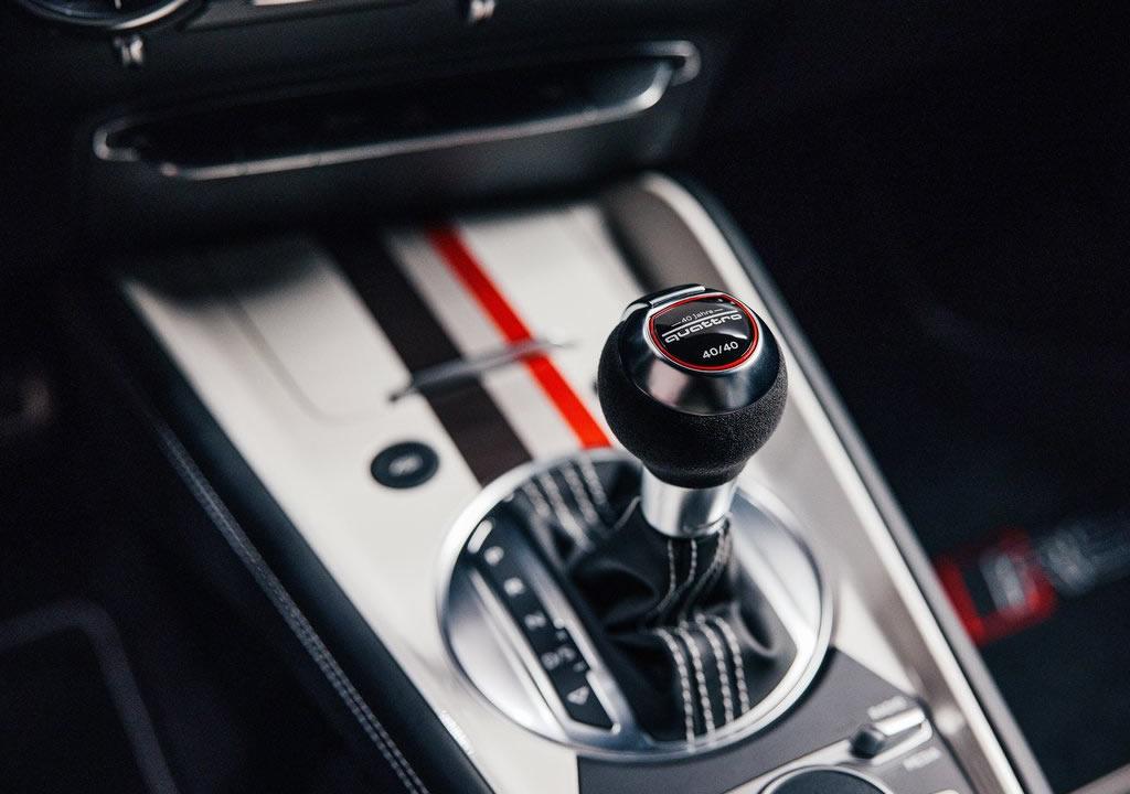 2020 Yeni Audi TT RS 40 Years of Quattro Edition Kaç Beygir?