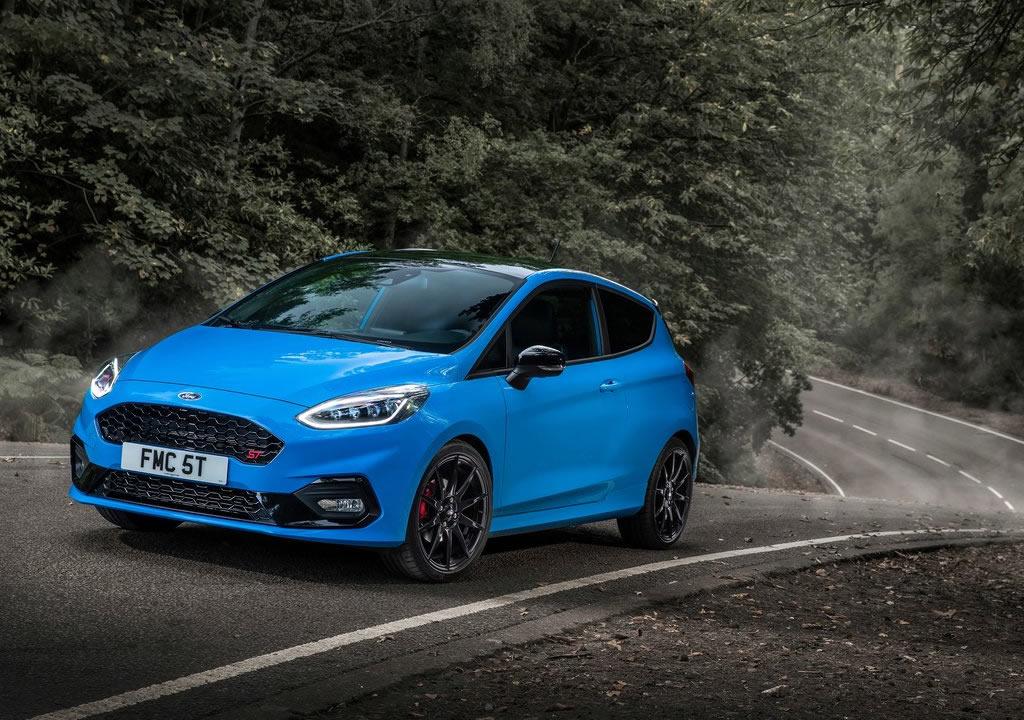 2020 Yeni Ford Fiesta ST Edition Özellikleri
