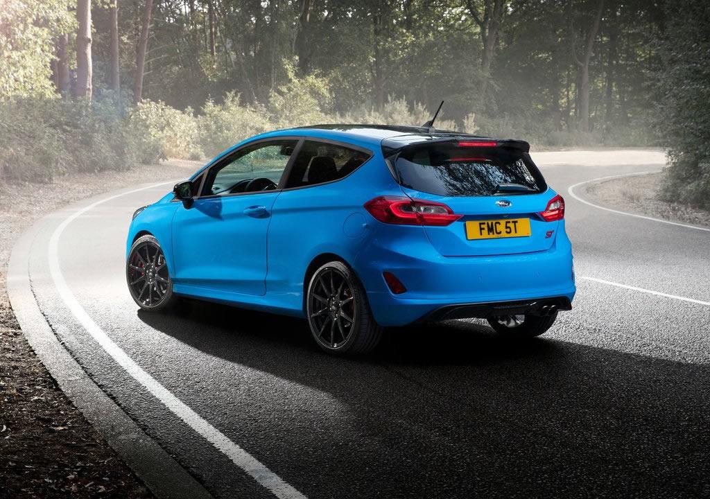 2020 Yeni Ford Fiesta ST Edition Teknik Özellikleri