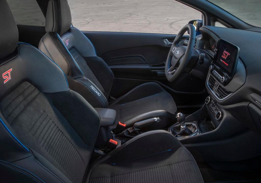 2020 Yeni Ford Fiesta ST Edition Donanımları