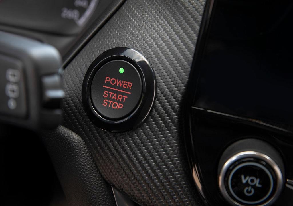 2020 Yeni Ford Fiesta ST Edition Fotoğrafları