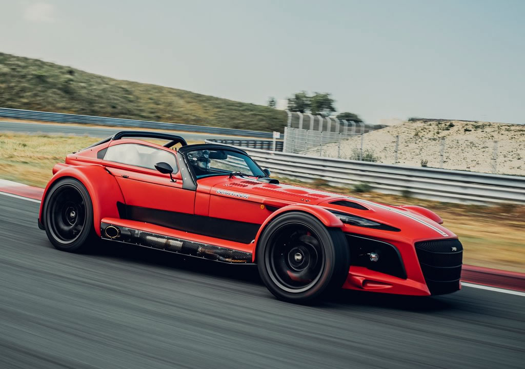 2021 Donkervoort D8 GTO-JD70 R