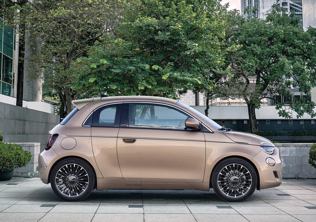 2021 Yeni Fiat 500 3+1