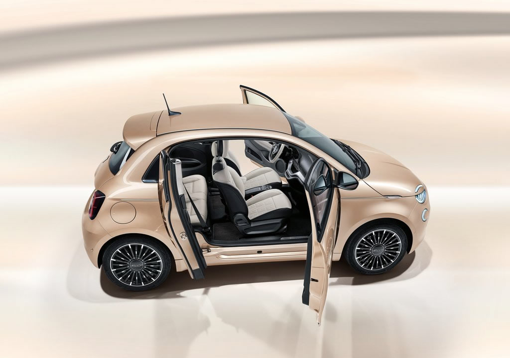 2021 Yeni Fiat 500 3+1 Donanımları