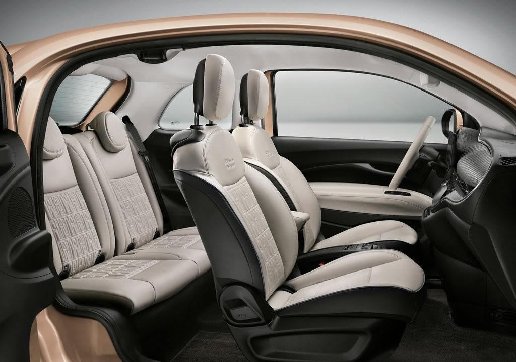 2021 Yeni Fiat 500 3+1 İçi