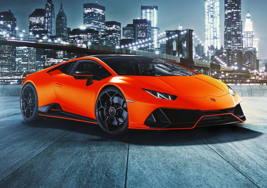 2021 Lamborghini Huracan Evo Fluo Capsule Özellikleri